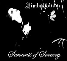 Fimbulwinter - servants of sorcery (Digi CD), NEW Ulver Dimmu Borgir MEGA RAR!!!