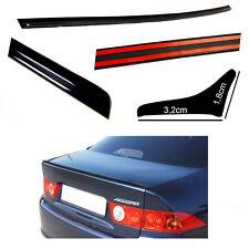 Aleron para Honda Accord 2003-2007 alerón spoiler realizado en poliuretano + 3M