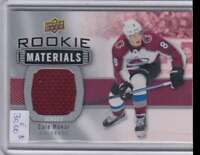 2019-20 Upper Deck Rookie Materials Cale Makar Jersey #RM-CM