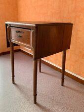 Petite table à rabats ancienne