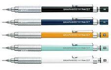 Pentel Graph 600 Mechanical Drafting Pencils 0.7mm PG607(choose body color)