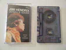 JIMI HENDRIX JOHNNY B. GOODE CASSETTE TAPE ORIGINAL SOUNDTRACK EMI FAME UK 1986