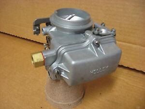 "Ford Holley 1bbl Carburetor ""REMANUFACTURE SERVICE"" for model# 1904 1908 1940"