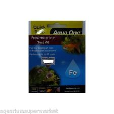 Aqua One Freshwater Iron (FE) Test Kit - Aussie Seller