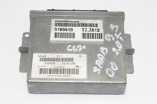 SAAB 9.3 2.0 Engine Control Unit 5165618 / 9198839 / 013810298