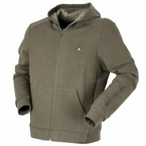 Ridgeline Expedition Hooded Top - Gents Medium - Olive - SALE