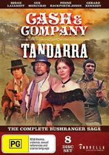 Cash & Company/Tandarra - The Complete Bushranger Saga (DVD 8 discs) NEW/SEALED