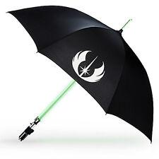 Disney exclusive Star Wars Light up Light Saber umbrella Yoda