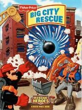 Big City Rescue (Fisher-Price Rescue Heroes)-ExLibrary