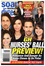 Soap Opera Digest Magazine - May 21, 2018 - General Hospital, Jen Lilley, Emmys