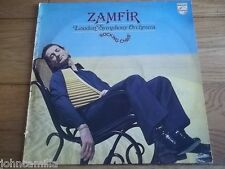 "ZAMFIR & LONDON SYMPHONY ORCHESTRA - ROCKING-CHAIR 12"" LP - PHILIPS - 6313 169"