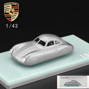 1/43 TRUESCALE Porsche Museum 1939 TY64 Prototype Diecast Collectable Car Model