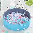 Large Folding Kids Baby Ocean Ball Pit Pool Play Game Padding Tub Outdoor Toy