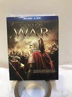 GOD OF WAR(BLU-RAY+DVD)W/SLIP COVER BRAND NEW
