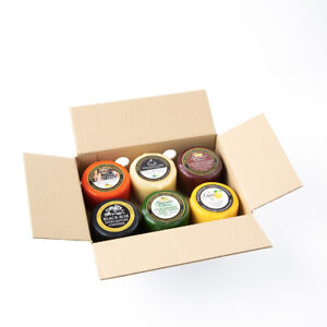 Cheshire Cheese Company No.1 Gift Box Selection-Packed in Cardboard