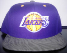 Los Angeles Lakers Snapback Mitchell and Ness NBA Hat