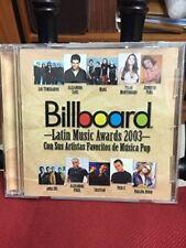 Los Temerarios,Juanes,Mana, Billboard Latin Awards 2003  CD New Sealed