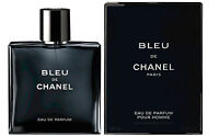 CHANEL BLEU DE CHANEL Eau De Parfum Spray FOR MEN 3.4 Oz / 100 ml Authentic, New