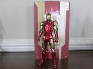 Hot Toys Iron Man Mark 46 10th Anniversary Concept Art Version