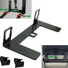 Steel Latch Isofix Connector Car Seat Belt Buckle Bracket For Child Safety Seat (Fits: Seat)