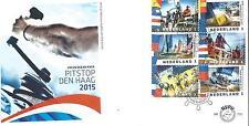 Nederland - FDC 715 Volvo Ocean Race