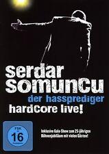 SERDAR SOMUNCU - DER HASSPREDIGER-HARDCORE LIVE! 2 DVD NEU