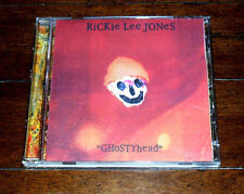 CD: Rickie Lee Jones - Ghostyhead (1997, Reprise) Little Yellow Town Matters VG+