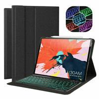 "For iPad Pro 12.9"" 3rd Gen 2018 Wireless Backlit Bluetooth Keyboard Stand Case"