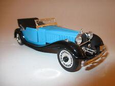 Bugatti Typ T 41 Royal Royale Cabriolet Cabrio (1927) in blau blue, Rio in 1:43!