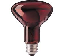 Philips Lámpara infrarroja 100W 230V R95 E27 luz 145598xx