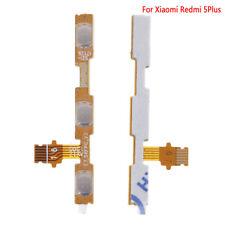 1Pc Volume button power switch on off button flex cable for Xiaomi Redmi 5PlusZY