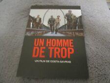 """DVD NEUF """"UN HOMME DE TROP"""" Jean-Claude BRIALY, Bruno CREMER / COSTA GAVRAS"""