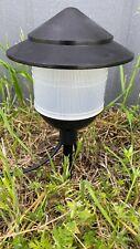 10-LIGHT Brinkmann Malibu Landscape Lighting Set Black Tier Wired PLEASE READ