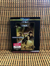 Star Wars: Ep II - Attack of the Clones 4K (1-Disc Blu-ray+Slipcover,2020.Disney