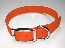 "Garmin DC 50 Compatible SPC 1"" Replacement Strap Neon Orange with 2 Holes"