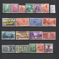 STAMPS LOT SWITZERLAND USED (L35706)