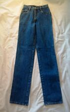 Rocky Mountain Juniors 100% Cotton High Waist Skinny Blue Jeans Size 26/3