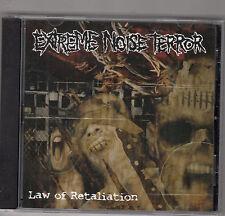 EXTREME NOISE TERROR - law for retaliation CD