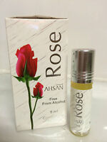 A Box Of 6 Rose 6ml By Ahsan Concentrated Perfume Oil / Attar / Ittar