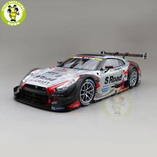 1:18 EBBRO 81073 Nissan GT R GT500 2016 Rd.2 Fuji S Road No 46 Diecast Model Car