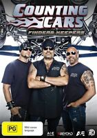 Counting Cars - Finders Keepers (DVD, 2016, 2-Disc Set) - Region 4