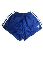 NEW Adidas Nylon Sprinter Shorts Glanz Vintage Football Swim Retro Gym Running