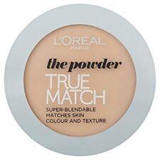 LOreal Paris True Match Powder, W1 Golden Ivory