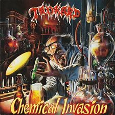 TANKARD - CHEMICAL INVASION (REMASTERED)   VINYL LP NEUF