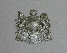 1st Volunteer Batallion Manchester Regiment cap badge, GENUINE example