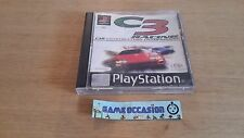 C3 CARRERAS / PS1 SONY PLAYSTATION 1 PAL COMPLETO