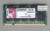 KINGSTON 1GB X1 SODIMM 200PIN DDR333 PC2700 SDRAM memory US RAM 05K