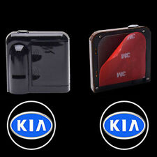 1Pair Wireless Courtesy Car LED Projector Logo Ghost Shadow Laser Lights for KIA