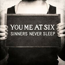 You Me at Six - Sinners Never Sleep [New CD]