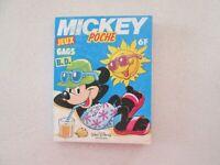 MICKEY POCHE N°169 ETAT TBE